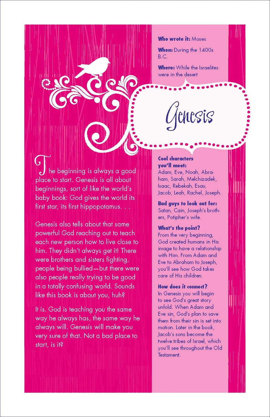 product single pink pages girls directory things english paperback